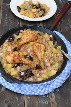 Máme to rádi zdravě — Břicháč Tom Paella, Ethnic Recipes, Food, Essen, Meals, Yemek, Eten