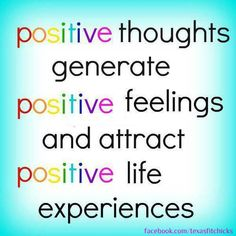 Positive Affirmations positive thoughts generate positive feelings and attract positive life experiences Great Quotes, Quotes To Live By, Me Quotes, Motivational Quotes, Inspirational Quotes, Positive Attitude, Positive Thoughts, Positive Quotes, Positive Feelings