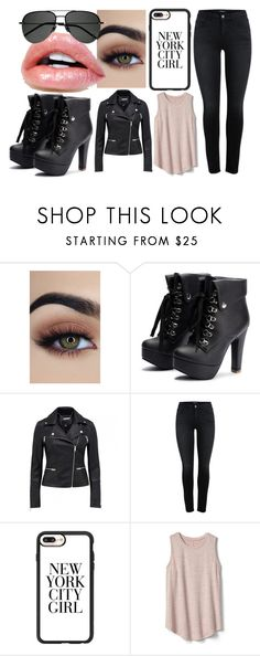 """Unbenannt #235"" by mariiia-hale on Polyvore featuring Mode, Casetify, Gap und Yves Saint Laurent"