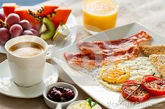Continental Breakfast Royalty Free Stock Image - Image: 19139126