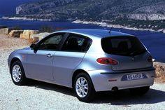 Alfa Romeo 147 1.6 T.Spark 16V Impression specificaties | Auto vergelijken - AutoWeek.nl