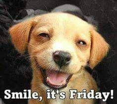 Smile.....it's Friday  www.googlecircle.com