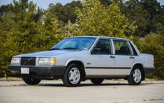 No Reserve: 1991 Volvo 740 Turbo Bid for the chance to own a No Reserve: 1991 Volvo 740 Turbo at auction with Bring a Trailer, the home of the best vintage and classic cars online. Volvo 740, Goodyear Eagle, Oil Service, Custom Big Rigs, Alfa Romeo Cars, Bmw Series, Audi Tt, Classic Cars Online, Autos