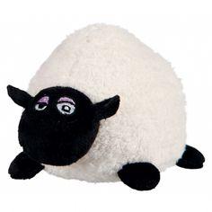 Peluche pour Chien Trixie Shirley Shaun le Mouton / http://www.animaux-market.com/peluche-pour-chien-58