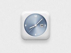 Clock Icon by Littlelu Original on Creative Market