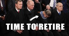 Waaaaaay overdue. What an embarrassment to the highest court in the land...therefore to our nation as well.