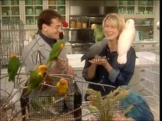 Watch Martha Stewart's Homemade Bird Toys Video. Get more step-by-step instructions and how to's from Martha Stewart.