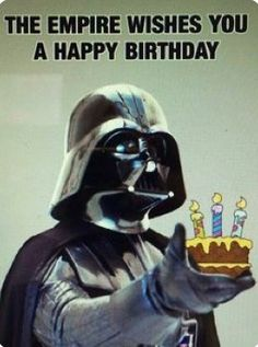happy birthday middle age star wars Happy Birthday Wishes Happy Birthday Quotes Happy Birthday Messages From Birthday Happy Birthday Pictures, Happy Birthday Messages, Star Wars Birthday, Happy Birthday Quotes, Happy Birthday Greetings, Birthday Wishes, Funny Birthday, Birthday Cake, Happy Birthday Funny Humorous