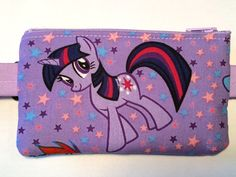 My Little Pony insulin pump pouch