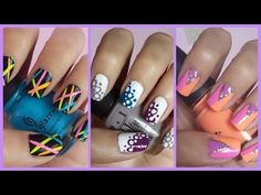 Love this playlist by missjenFABULOUS...its amazing and so easy for beginners that love to do nail art!