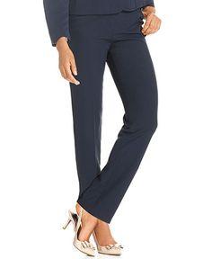 AGB Pants, Straight-Leg Trousers