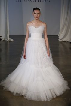Wedding Dresses from the Spring Bridal Shows 2013