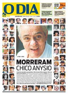 O Nordeste.com – Enciclopédia Nordeste - Chico Anysio