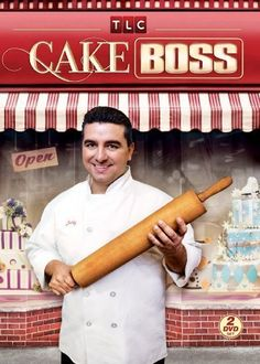 Cake Boss - (Buddy Valastro is the first person I watched on TV over at my neighbors home when pet sitting for them and fell in LOVE with Cakes that are Unique He inspires me to want to try my hand at cake making/decorating) Buddy Valastro, Best Tv Shows, Favorite Tv Shows, Movies And Tv Shows, Favorite Things, Boss Tv, Cake Boss Buddy, Hunger Games Humor, Lobster Tails