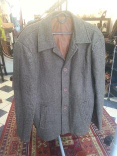 *Jaqueta de lã - G - R$50,00