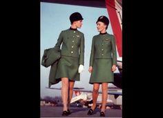 Alitalia Flight Attendant Uniforms Through The Years (PHOTOS)