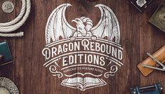 Dragon Rebound Editions by Spensers Family