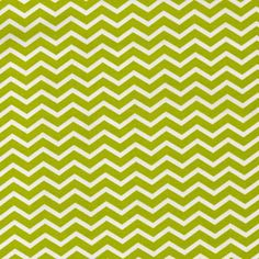 Mono Narrow Chevron - Lime Green