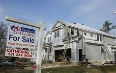 Insight – After hard winter, US housing industry sees signs of pickup