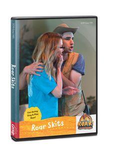Skits DVD - Roar VBS by Group