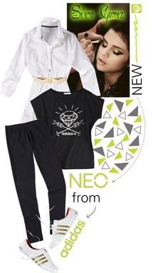"""""""Adidas-Neo Contest!! ♥"""" by kimhoffmaster ❤ liked on Polyvore"""