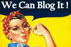 Being a mom writer/blogger.