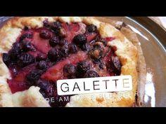 Galette de Ameixa e Blueberry - Confissões de uma Doceira Amadora - YouTube