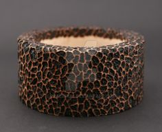 Stand decorated using pyrography. by on DeviantArt Pyrography, Cuff Bracelets, Rings For Men, Deviantart, Jewelry, Decor, Men Rings, Jewlery, Decoration