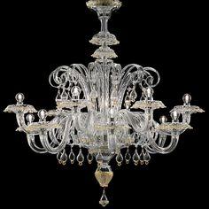 barovier + toso - rabat chandelier