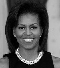 Michelle LaVaughn Robinson Obama, 2009–