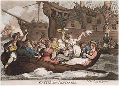 London and the Pleasure Principle ca. 1809