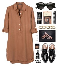 YOINS 30 - Wild Heart by tania-maria on Polyvore featuring polyvore moda style United by Blue NARS Cosmetics GHD Guide London George fashion clothing yoins yoinscollection loveyoins