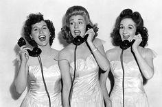 'Always A Bridesmaid' – The Andrews Sisters – Maxene Andrews, Patty Andrews, and Laverne Andrews
