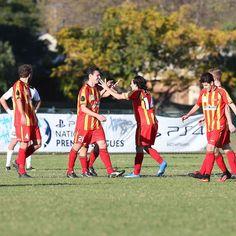 #NPLSA #PS4NPL #MetroStarsSC #AdelaideUnitedFC #MSvAU  2-0