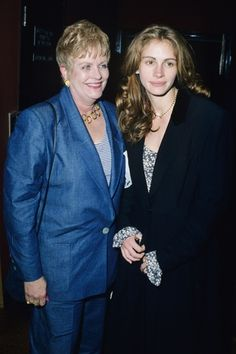 REPORT: Julia Roberts' Mother Betty Lou Motes Has Died at Age 80