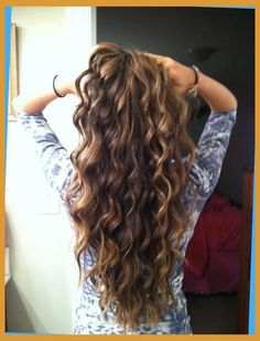 1000+ Ideas About Body Wave Perm On Pinterest   Perms For Short  throughout Brilliant  As well as  Attractive  perm on long hair With regard to  Motivate