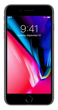 Apple iPhone 8 Plus 256GB Space Gray - Mobile Phone - Cricket - Prepaid