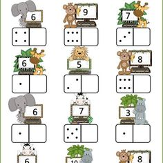 Grade R Worksheets, Number Worksheets Kindergarten, Math For Kids, Activities For Kids, Classroom Bulletin Boards, Teaching Social Studies, First Grade Math, Kids Education, Adult Coloring Pages