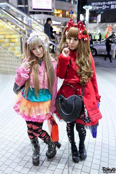 Fairy kei and lolita