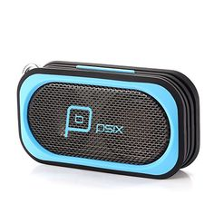 PSIX Bluetooth SpeakerSP16X02 Blue *** Check this awesome product by going to the affiliate link Amazon.com at the image.