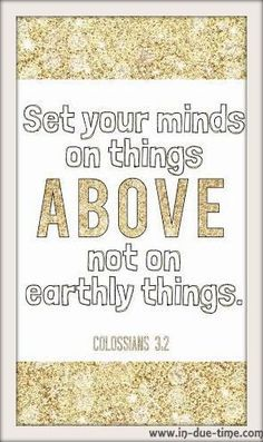 Continue to check your heart and mind and make sure you pursue the mind of Christ in every area of your life.