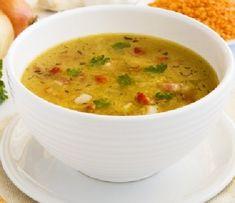 Sopa de verduras saludable