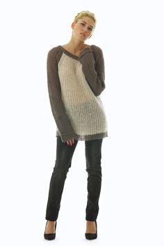 Pull TAMY - BY ZOE sur Twicy store.