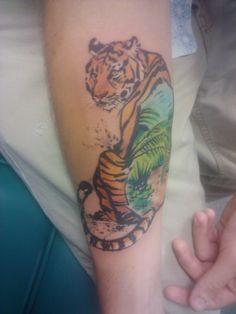 Amy Nicholls from Tattooed Heart Studios, Glen Burnie, MD