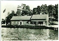 Østfold fylke Fredrikstad kommune Hankø Yacht Club 1950-tallet