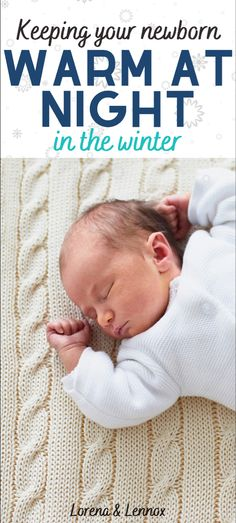 In this post, you can find tips and products to help your baby sleep safely and warm during the cold winter nights. Pregnancy Workout Videos, Pregnancy Tips, Newborn Baby Tips, Newborn Care, Winter Newborn, First Time Parents, Winter Essentials, Baby Warmer, Baby Born