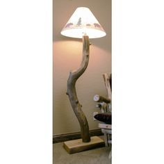 Aspen Mountain Floor Lamp