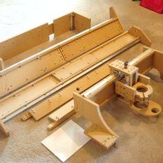 Depreciated CNC Machine Version 1.3