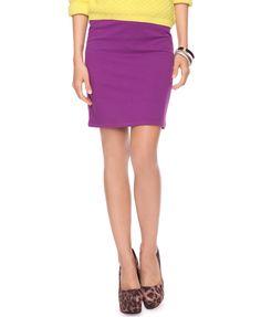 Knee Length Bodycon Skirt  $7.80