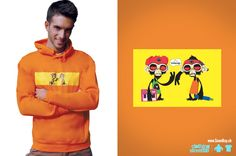 Yo!  ::  www.SoonDay.ch Hoodies, Movie Posters, Film Poster, Parka, Film Posters, Sweatshirts